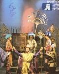 רקמת נוצות הטווס-1976